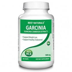 Best Naturals Garcinia 1000 mg 90 Vcaps