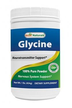 Best Naturals Glycine Powder 1 lb