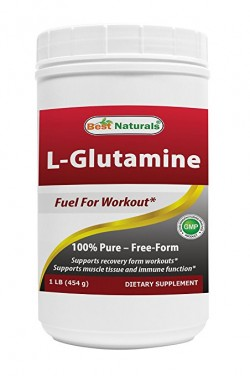 Best Naturals L-Glutamine 1 LB Powder