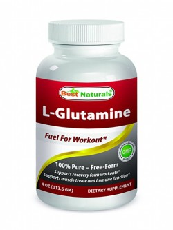 Best Naturals L-Glutamine 4 oz Powder