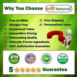 Best Naturals Glucosamine Chondroitin MSM 90 Capsules