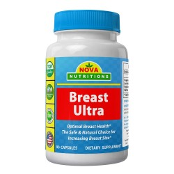 Nova Nutritions Breast Ultra 90 Capsules