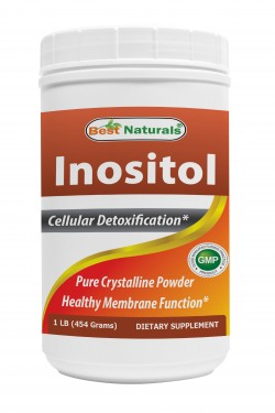 Best Naturals Inositol 1lb