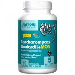 Saccharomyces Boulardii + MOS, 90 Veggie Caps